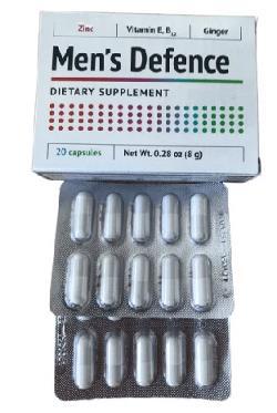 mens defence capsule prostata foglietto illustrativo controindicazioni farmacie